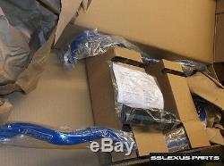 Lexus GS350 GS460 RWD (2007-2011) OEM Genuine F-SPORT SWAY BAR SET PTR02-30101