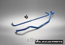 Lexus IS250 IS350 (2006-2008) (RWD) OEM Genuine F-SPORT SWAY BAR SET PTR02-53082