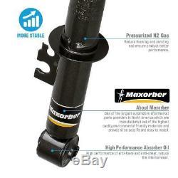 Maxorber NEW Full Set Shocks Struts For Mini Cooper 2003 2006 72266