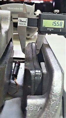 Mercedes A2224232012 AMG Front/ Rear Brake Pad Set, 4 Disc Rotors & Calipers