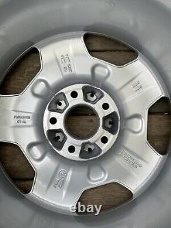 Mercedes AMG monoblock 17 alloy wheels Pristine freshly powder coated. Set of 5