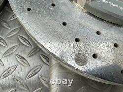Mercedes C190 Amg Gt / Gts / Gtr / Carbon Ceramic Brake Caliper Calipers Set Oem