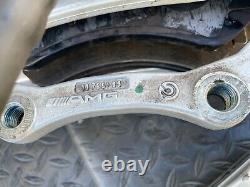 Mercedes R230 Cls63 C63 Sl63 Amg Front Rear Calipers Caliper Brake Pad Set Oem