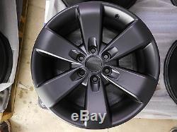 OEM Ford F-150 FX 20x8.5 Wheels Powder Coated Matte Black Set of 4 CL3J-1007-AA