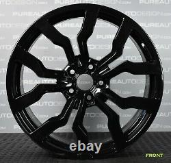 OE Genuine Audi R8 V10 GT 19 Alloy Wheels Full Set Of Four VIPER BLACK