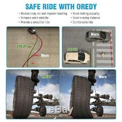 OREDY 154405 Rear Set Air to Shocks & Springs Conversion Kit For Buick 2000-05