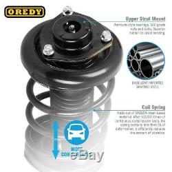 OREDY 4x Struts Shocks Coil Springs with Mounts Set For Nissan Maxima 1995-1999