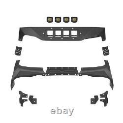 Offroad Windshield Frame Cover Visor Cowl Armor Set fit Jeep Wrangler TJ 97-06