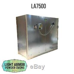 Powder Coat Oven, Cerakote Oven, Curing Oven (6' x 3.5' x 5')