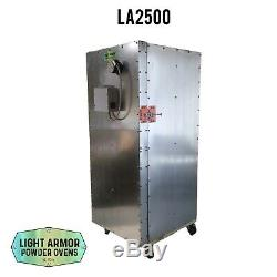 Powder Coating Oven, Cerakote Oven, Curing Oven (2.5' x 3.5' x 6.5')