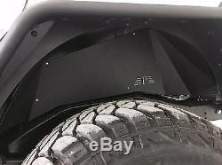 Prestige Inner Fender liner Aluminum Full Set Kit 07-18 Jeep Wrangler JK