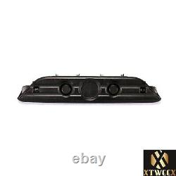 Rear Black Step Bumper Replacement Set Fit 05-15 Toyota Tacoma withPads+Bracket