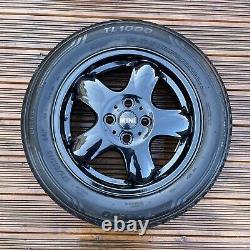 Refurbished Mini Cooper One S R56 Gloss Black Wheel Alloy x4 Set Rims 175/65 R15
