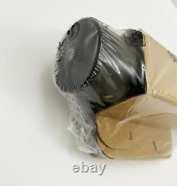 SET of 4 Ikea OLOV Leg Adjustable 23-35 Steel/Poly Black 302.643.01 NEW