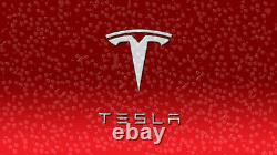 Set Of 4 Tesla Model 3 19 Black Powdercoated Wheels New Powder Coated Rims 2020