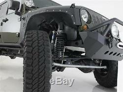 Smittybilt Front Fenders Jeep Wrangler JK 2007-17 Jeep Accessory 76880 Set of 2
