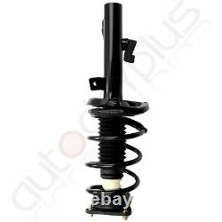 Strut & Coil Spring Assembly Front Left Right LH RH Pair Set of 2 for Mazda 3 5
