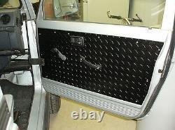 Suzuki Samurai Black Door Panels (set Of 5)